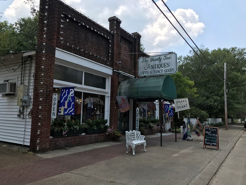 The Shanty Too- Oldest Mercantile Emporium in St. Francisville, LA