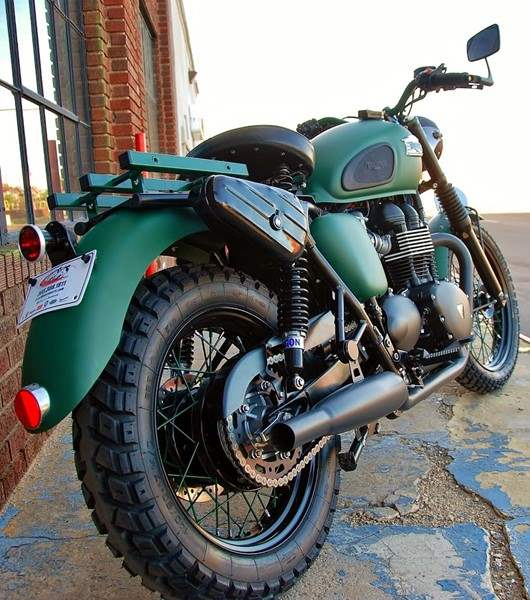 Erico Motorsports Triumph/Ducati Motorcycles In Denver